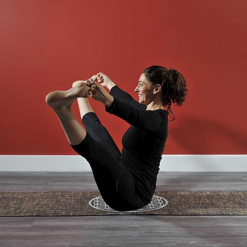 Pilasana yoga